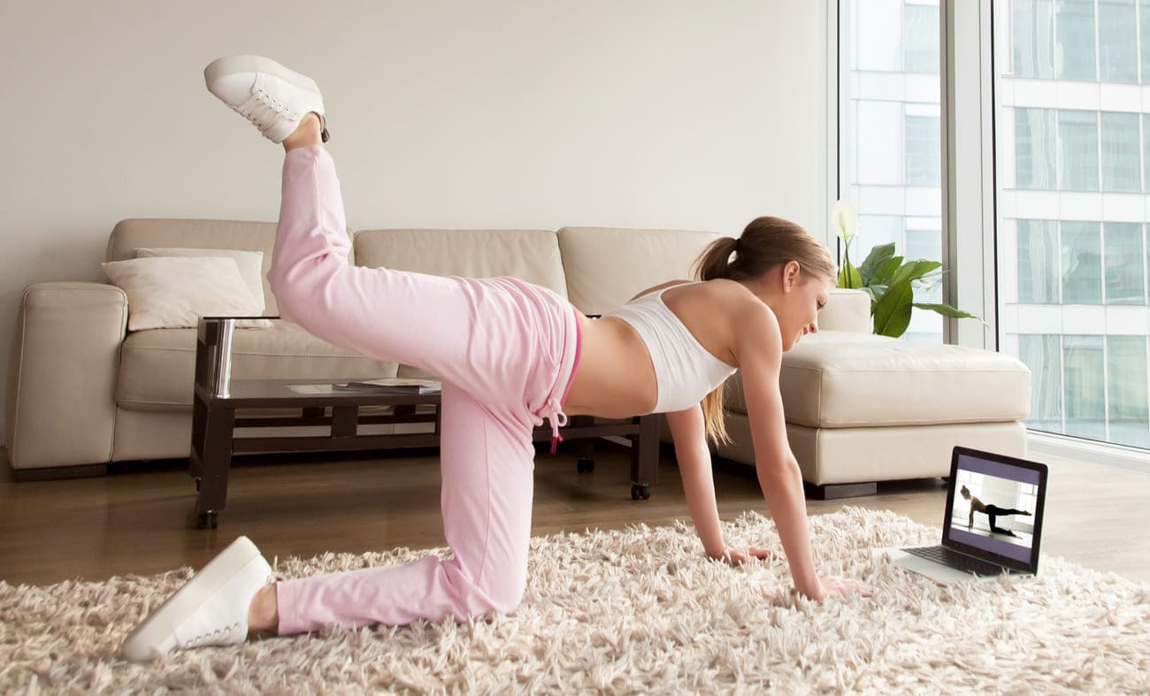 Clases online de fitness con Andjoy Channels